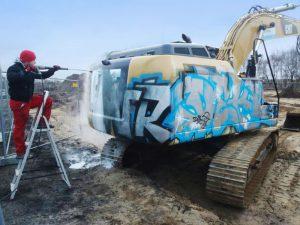 wardawas potsdam graffitientfernung