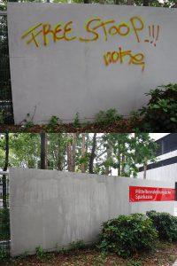 wardawas_potsdam_vorher_nachher_Graffitischutz_Mauer_Oeffentliche_Gebaude