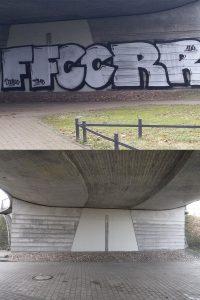 wardawas_potsdam_vorher_nachher_Grafittientfernung_Bruecke_Mauer