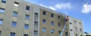 WARDAWAS Berlin-Brandenburg GmbH Fassadenreinigung Fassadenschutz Systeme Industrieklettern