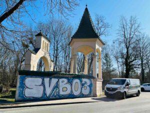 Graffitientfernung_Neugierde_GrossGlienicke_Potsdam_WarDaWas_Berlin_Brandenburg_VORHER
